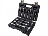 Beta - Set of 18 socket wrenches 1/2 '' with Allen nose - Socket sets(Collections) - Sockets