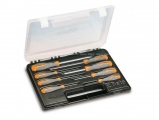 BETA - Set of 8 screwdrivers in plastic case - Screwdrivers