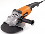 AEG - Angle Grinder 2200W F230 WS2200-230DMS - Angle Grinders - Twins Grinders