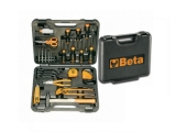 Beta - Bag with a collection of 33 tools - Set of Tools