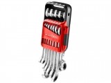 Facom - Set with 12 ratchets and bag holder - Wrenches