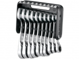 Facom - Set of 10 ratchets in a portable bag - Wrenches