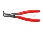 Knipex - insurance crooked nose pliers 165mm - Pliers