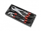 Facom - Set with 5 Pliers - Pliers