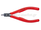 Knipex - Cutter diagonal Electronic insulation 125mm  - Pliers