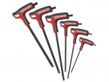 Facom - Set of 6 keys with ball - Wrenches