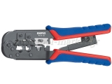 Knipex - Press Pliers for telephony terminals 190mm  - Electrician Tools