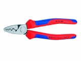 Knipex - Terminal Press 180mm  - Electrician Tools