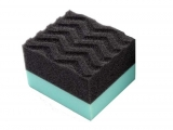 Chemical Guys - Durafoam Large Tire Dressing Applicator Pad With Wonder Wave Technology