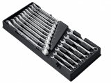 Facom - Set with 17 Combination Wrenches 6-24mm - Wrenches