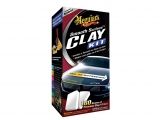 Meguiar's - Πλήρες Κιτ Πηλού Smooth Surface Clay Kit