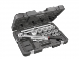 Facom - Casket with hexagon socket 3/4 '' - Socket sets(Collections) - Sockets